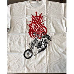 Axewound Men's Tee: Motorcycle (Ex Tour) (Small)
