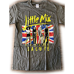 Little Mix Men's Tee : United Salute Tour (Medium)