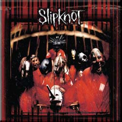 Slipknot Fridge Magnet: Neighbourhood