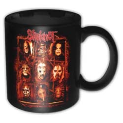 Slipknot Boxed Standard Mug: Rusty
