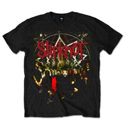 Slipknot Unisex Tee: Waves