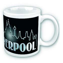 Magic Moments Boxed Standard Mug: Liverpool Skyline