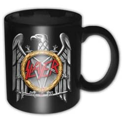 Slayer Boxed Standard Mug: Silver Eagle
