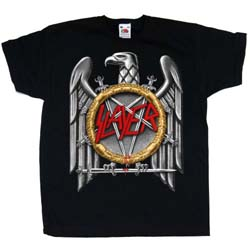 Slayer Kids Youth's Fit Tee: Silver Eagle