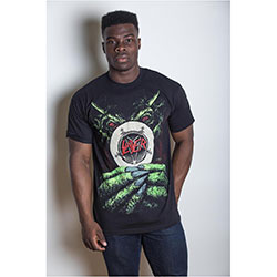 Slayer Men's Tee: Root of all Evil