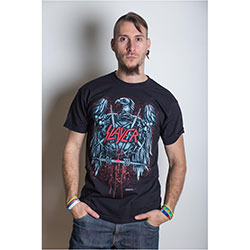 Slayer Men's Tee: Ammunition