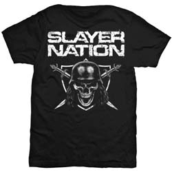 Slayer Men's Tee: Slayer Nation