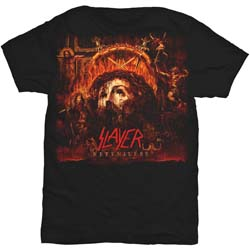Slayer Men's Tee: Repentless