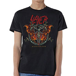Slayer Men's Tee: Demon Christ Repentless