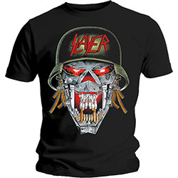Slayer Men's Tee: War Ensemble