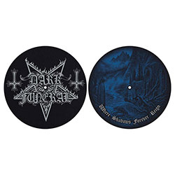 Dark Funeral Slipmat Set: Where Shadows Forever Reign