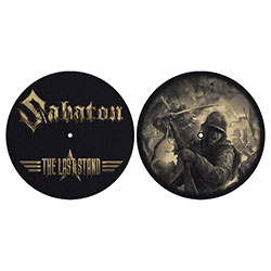 Sabaton Slipmat Set: The Last Stand