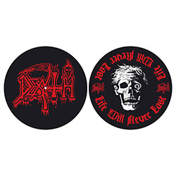 Death Slipmat Set: Life Will Never Last