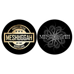 Meshuggah Slipmat Set: Crest/Spine