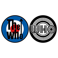 The Who Slipmat Set: Target
