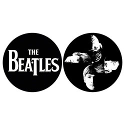 The Beatles Turntable Slipmat Set: Faces