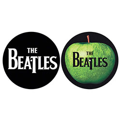 The Beatles Turntable Slipmat Set: Apple