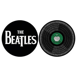 The Beatles Turntable Slipmat Set: Turntable
