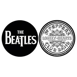 The Beatles Slipmat Set: Sgt. Pepper Drum