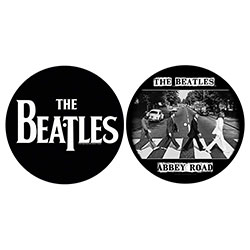 The Beatles Slipmat Set: Abbey Road Crossing