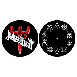 Judas Priest Turntable Slipmat Set: Firepower (Retail Pack)