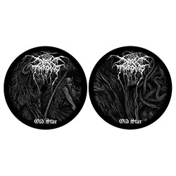 Darkthrone Turntable Slipmat Set: Old Star (Retail Pack)