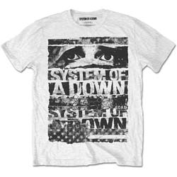 System Of A Down Men's Tee: Torn