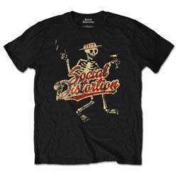 Social Distortion Men's Tee: Vintage 1979