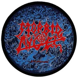 Morbid Angel Standard Patch: Altars of Madness (Loose)