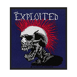 The Exploited Standard Patch: Mohican (Loose)