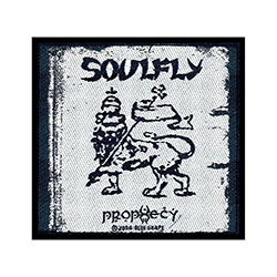 Soulfly Standard Patch: Prophecy (Loose)