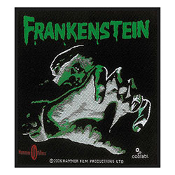 Hammer Horror Standard Patch: The Curse of Frankenstein (Loose)