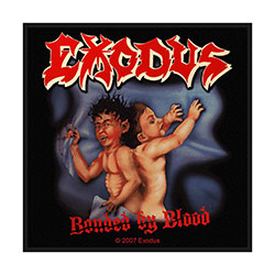Exodus Standard Patch: Bonded by Blood (Loose)
