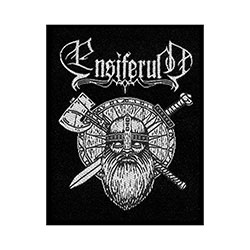 Ensiferum Standard Patch: Sword & Axe (Loose)