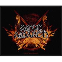 Amon Amarth Standard Patch: Viking Horde (Loose)