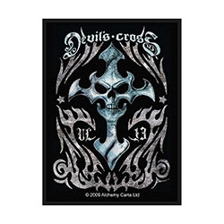 Generic Standard Patch: Alchemy UL 13 Devil's Cross (Loose)