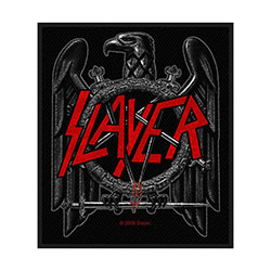 Slayer Standard Patch: Black Eagle (Loose)