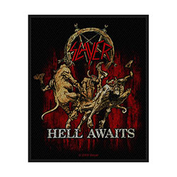 Slayer Standard Patch: Hell Awaits (Loose)