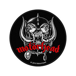 Motorhead Standard Patch: War Pigs (Loose)