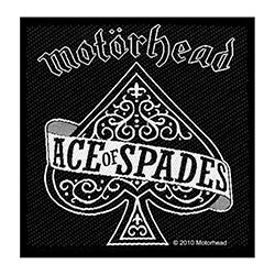 Motorhead Standard Patch: Ace Of Spades (Loose)