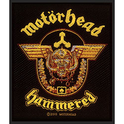 Motorhead Standard Patch: Hammered (Loose)