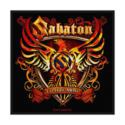 Sabaton Standard Patch: Coat of Arms (Loose)