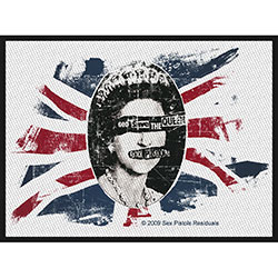 Sex Pistols - The Standard Patch: God Save the Queen (Loose)