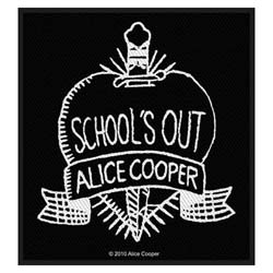Alice Cooper Standard Patch: School's Out (Loose)