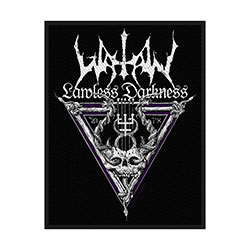 Watain Standard Patch: Lawless Darkness (Loose)