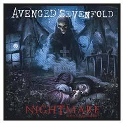 Avenged Sevenfold Standard Patch: Nightmare (Loose)