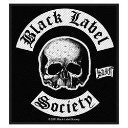 Black Label Society Standard Patch: Brewtality (Loose)