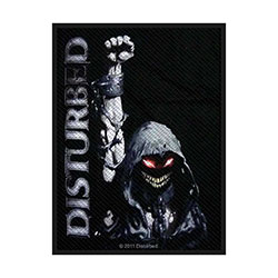 Disturbed Standard Patch: Eyes (Loose)