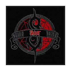 Slipknot Standard Patch: Crest (Retail Pack)