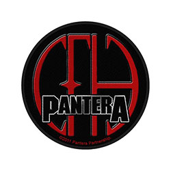 Pantera Standard Patch: CFH (Retail Pack)